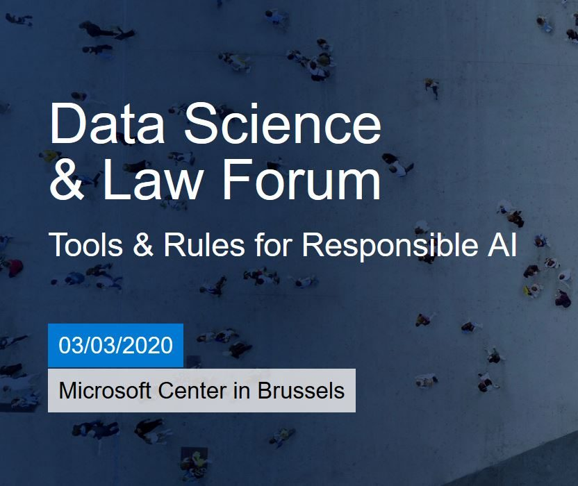 Data Science & Law Forum